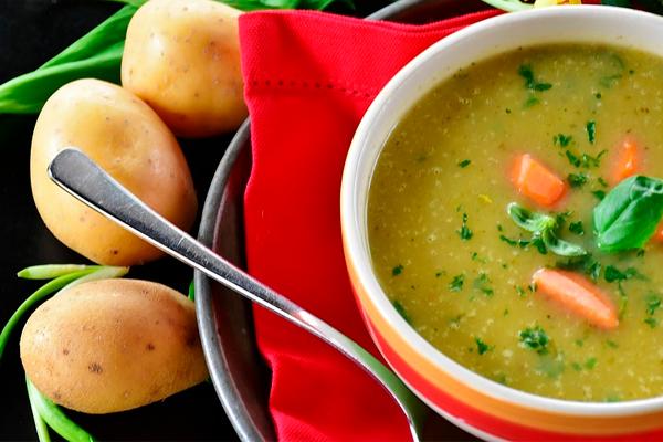 Рецепт суп из йогурта