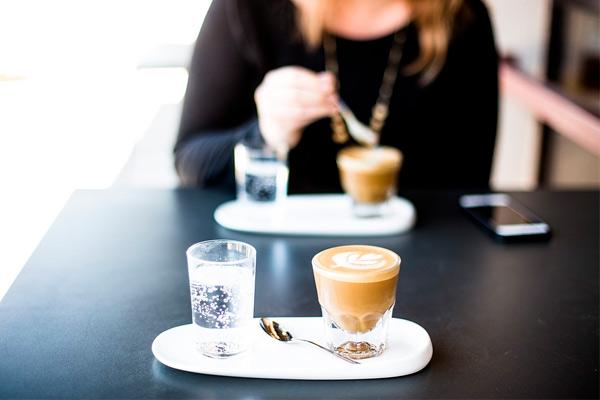 Как сделать кофе на молоке фото 430