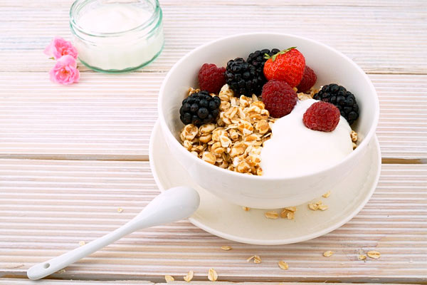 Рецепт овсянки на молоке