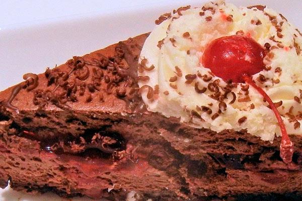 Рецепт шоколадного чизкейка