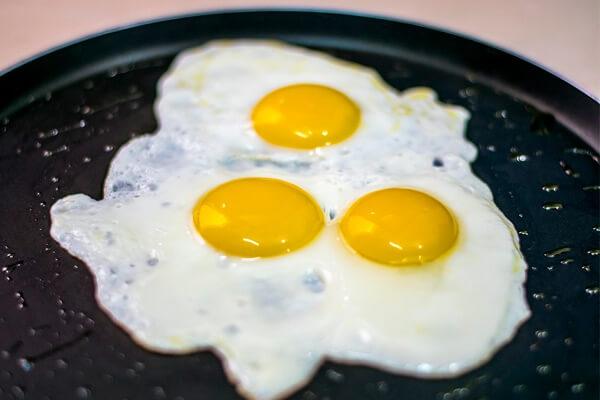 яичница рецепты вкусные