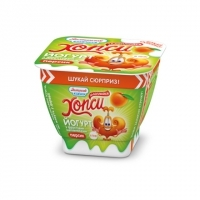 Peach Yogurt 1.5% fat