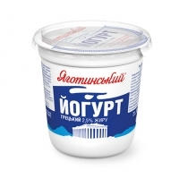 Greek yogurt, 2.5% fat