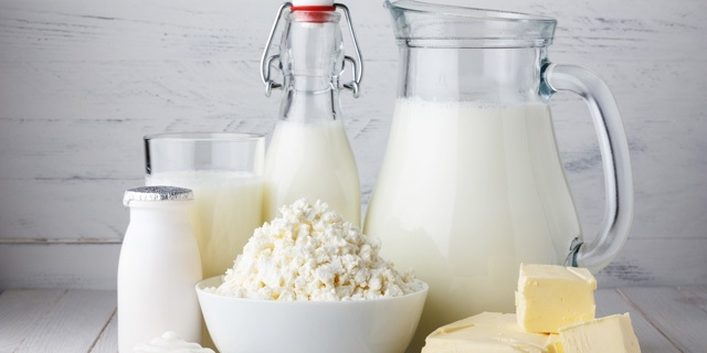 Dairy products for children from the ATO area and disadvantaged children