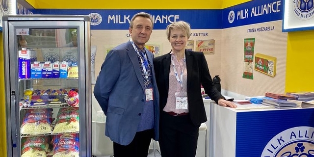 Milk Alliance Group participated in Gulfood 2020
